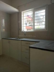 Gallery Cover Image of 750 Sq.ft 1 BHK Apartment for rent in Murugeshpalya for 19000