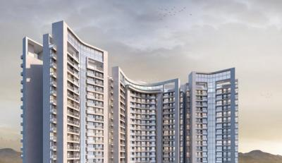 Gallery Cover Image of 690 Sq.ft 1 BHK Apartment for buy in Mahavir Spring, Thane West for 7900000