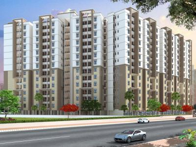 Gallery Cover Image of 550 Sq.ft 1 BHK Apartment for buy in Jhotwara for 1075000