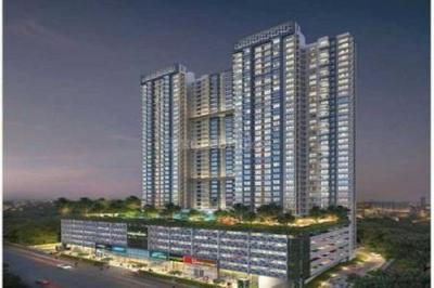 Gallery Cover Image of 1100 Sq.ft 2 BHK Apartment for buy in Wadhwa TW Gardens, Kandivali East for 14500000