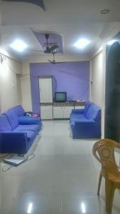 Gallery Cover Image of 780 Sq.ft 2 BHK Apartment for rent in Airoli for 30000