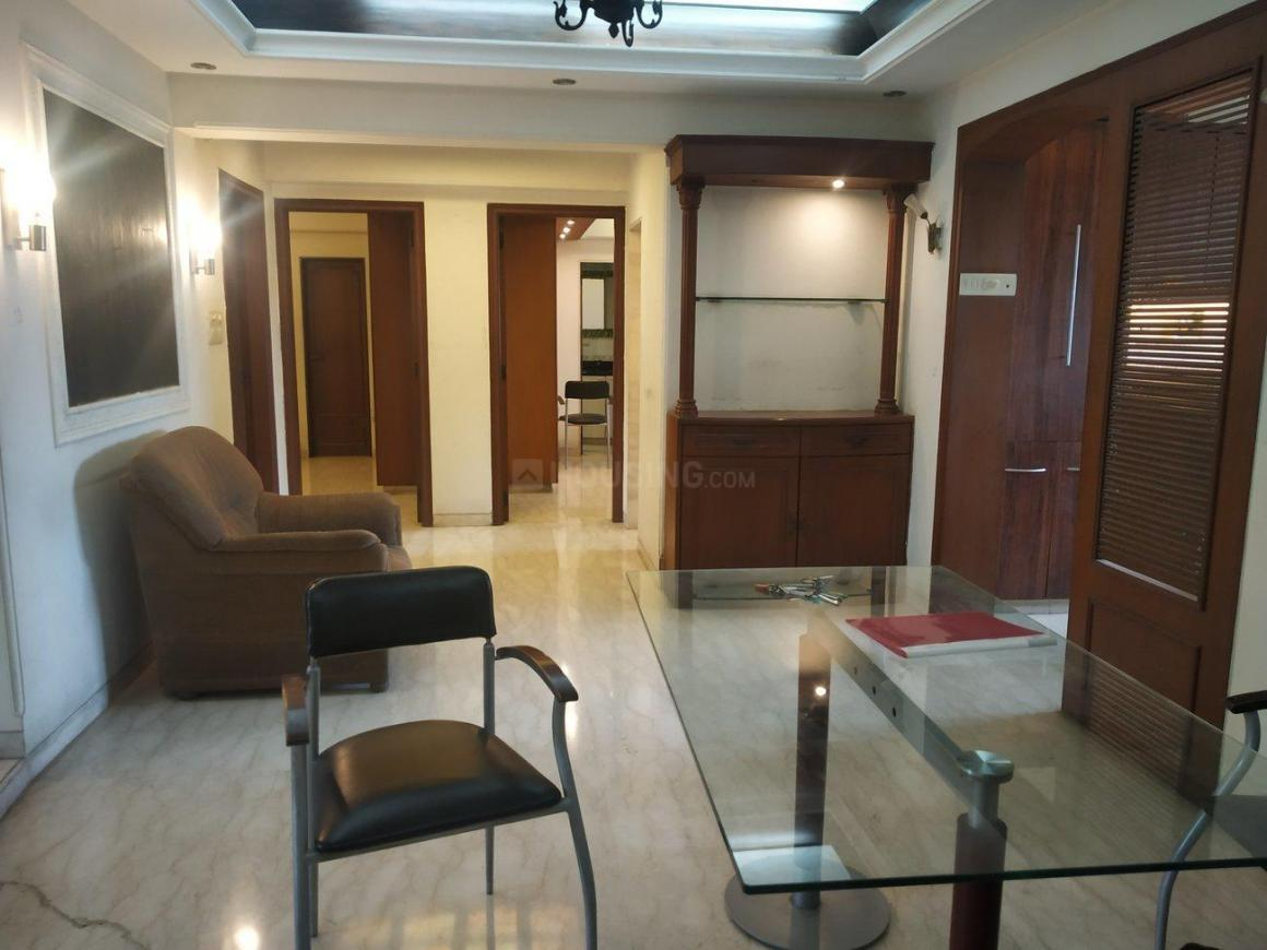Living Room Image of 1610 Sq.ft 4 BHK Apartment for rent in Malad West for 68000