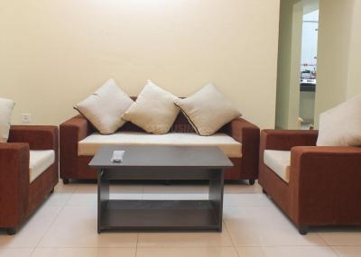 Living Room Image of PG 4642292 Magarpatta City in Magarpatta City