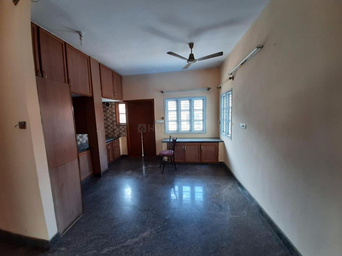 Dining Area Image of 1100 Sq.ft 2 BHK Independent House for rent in Ramamurthy Nagar for 15000