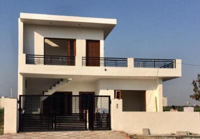 Gallery Cover Image of 1250 Sq.ft 3 BHK Independent House for buy in Vasundhara for 16000000