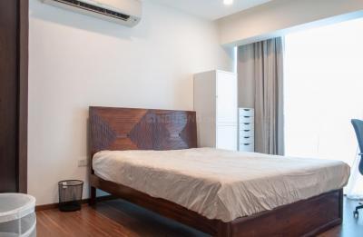 Bedroom Image of 3 Bhk In Golf Edge Residences in Gachibowli