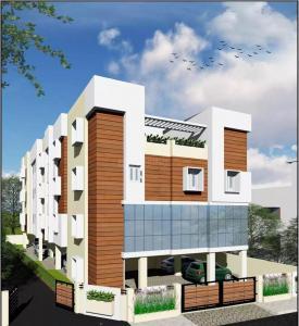 Gallery Cover Image of 985 Sq.ft 3 BHK Apartment for buy in Sreenivas Sairam Garden, Sholinganallur for 8300000