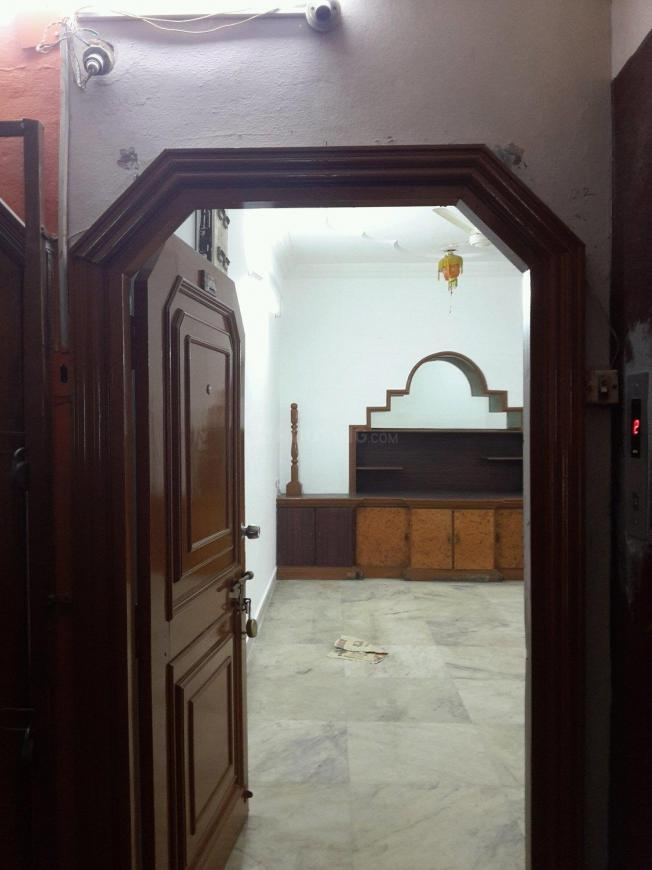 Main Entrance Image of 1450 Sq.ft 3 BHK Apartment for rent in Amberpet for 15000