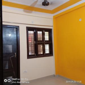 Gallery Cover Image of 540 Sq.ft 1 BHK Independent Floor for rent in Chhattarpur for 9500