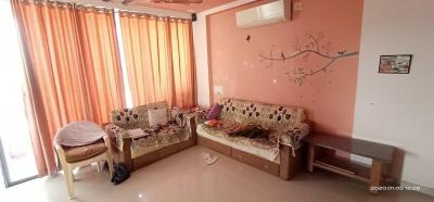 Gallery Cover Image of 1305 Sq.ft 1 BHK Apartment for rent in Chandlodia for 15000