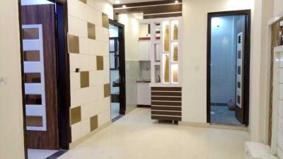 Gallery Cover Image of 720 Sq.ft 3 BHK Independent Floor for buy in Dwarka Mor for 3550000