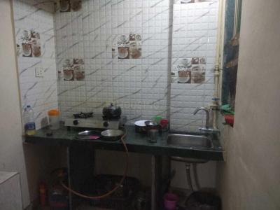 Kitchen Image of Yashika PG in Vashi