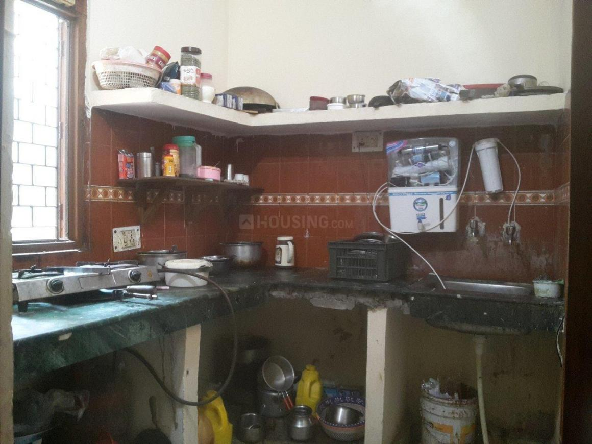 Kitchen Image of Aggarwal PG in Beta I Greater Noida