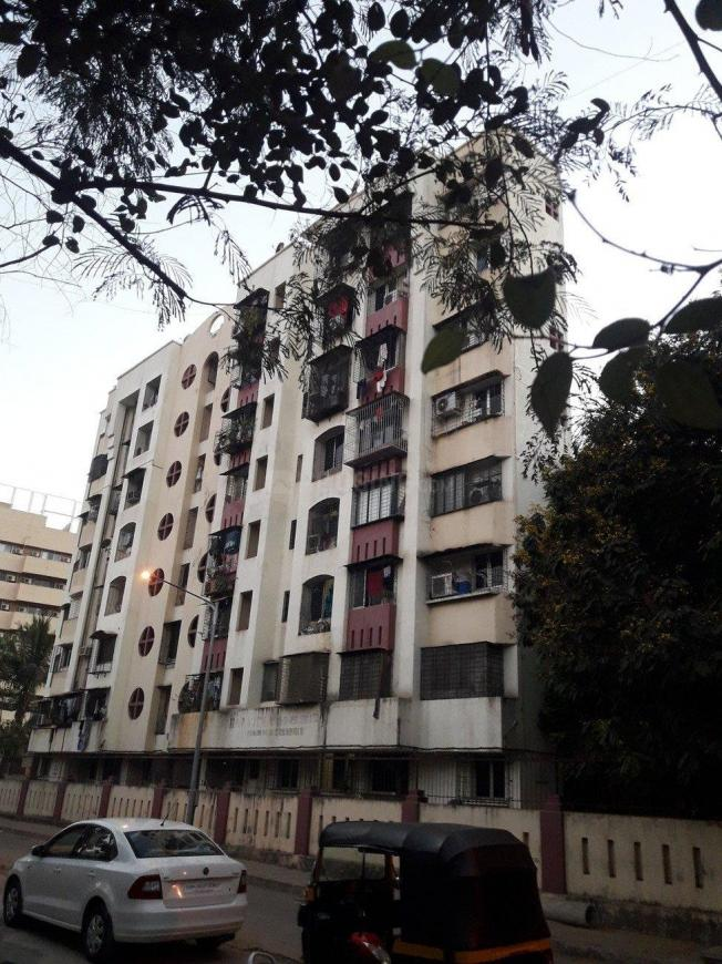 Building Image of 650 Sq.ft 1 BHK Apartment for rent in Borivali West for 16000