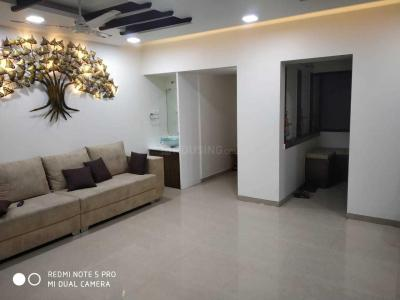 Gallery Cover Image of 1250 Sq.ft 2 BHK Apartment for rent in New Kalyani Nagar for 40000