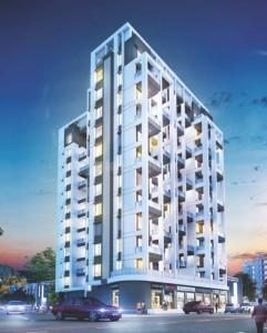 Gallery Cover Image of 1390 Sq.ft 3 BHK Apartment for buy in Kothrud for 15600000