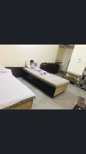 Bedroom Image of Girls PG in Hari Nagar