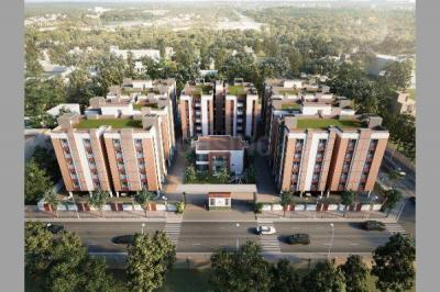 Gallery Cover Image of 1318 Sq.ft 3 BHK Apartment for buy in Pallikaranai for 7906682