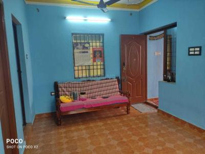Gallery Cover Image of 600 Sq.ft 1 BHK Independent Floor for rent in Sholinganallur for 10000