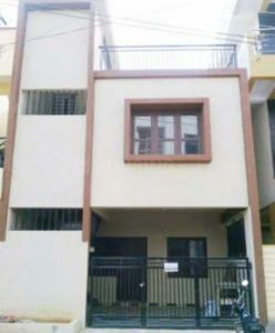 Gallery Cover Image of 1000 Sq.ft 4 BHK Independent House for buy in Byrathi for 7400000