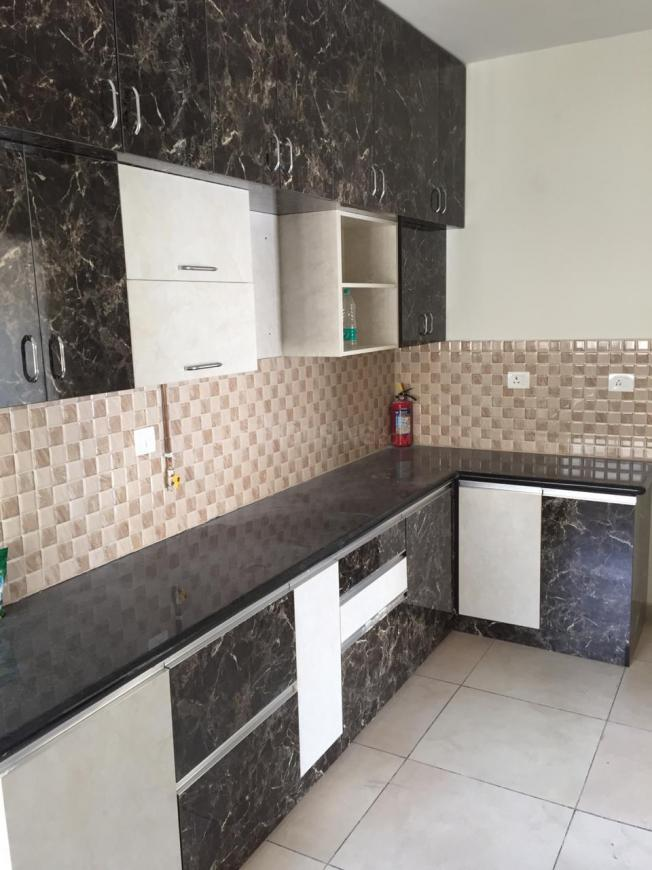 Kitchen Image of 1342 Sq.ft 3 BHK Apartment for rent in Electronic City for 23000