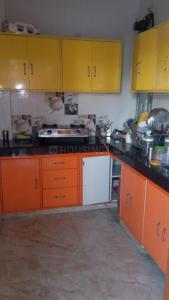 Kitchen Image of Girls PG Accomadation Single Room Without Meal in Malviya Nagar