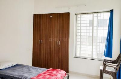 Bedroom Image of Royal Hills Flat No 302 in Bavdhan