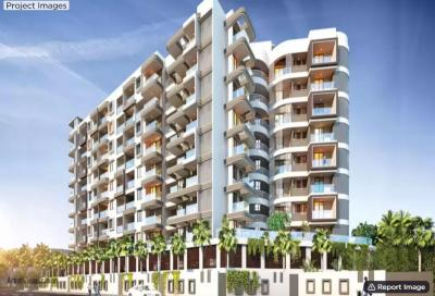 Gallery Cover Image of 624 Sq.ft 2 BHK Apartment for buy in Oxy Eterno, Dhanori for 6000000