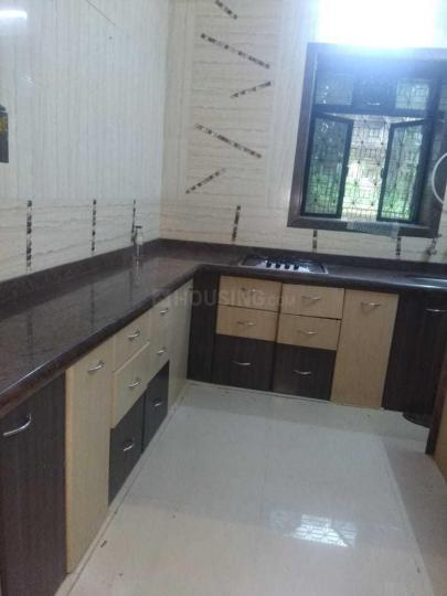 Kitchen Image of 1072 Sq.ft 2 BHK Apartment for rent in Thane East for 29000