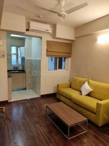 Gallery Cover Image of 495 Sq.ft 1 RK Apartment for rent in Paras Tierea, Sector 137 for 13500