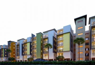 Gallery Cover Image of 831 Sq.ft 2 BHK Apartment for buy in Bachupally for 4457000