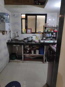 Kitchen Image of PG 4039220 Kharghar in Kharghar
