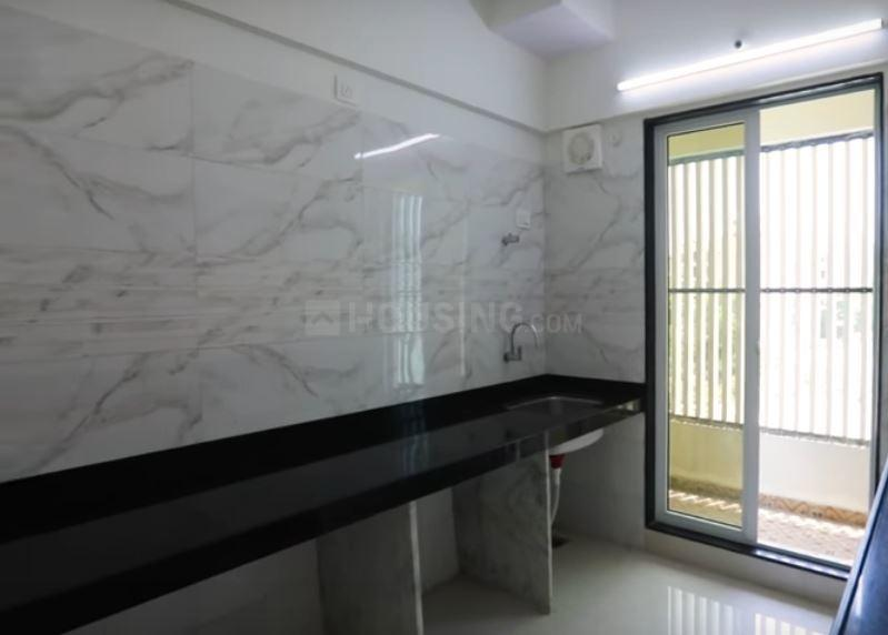 Kitchen Image of 1505 Sq.ft 3 BHK Apartment for buy in Thane West for 14700000