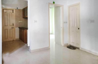 Gallery Cover Image of 450 Sq.ft 1 BHK Independent House for rent in Muneshwara Nagar for 18000