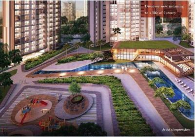 Gallery Cover Image of 665 Sq.ft 2 BHK Independent Floor for buy in Man One Park Avenue, Thane West for 11500000