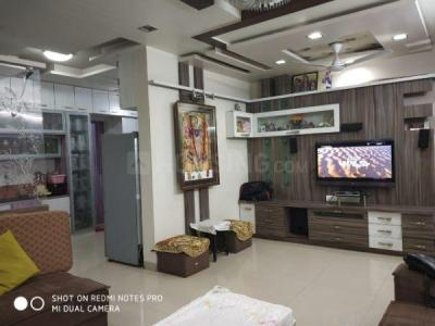 Gallery Cover Image of 1550 Sq.ft 3 BHK Apartment for buy in Amit Treasure Park, Bibwewadi for 18000000