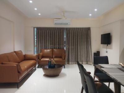Gallery Cover Image of 1450 Sq.ft 3 BHK Apartment for rent in Chembur for 50000