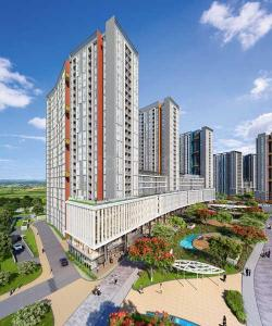 Gallery Cover Image of 1645 Sq.ft 3 BHK Apartment for buy in Serene At Brigade Cornerstone Utopia, Varthur for 8373000