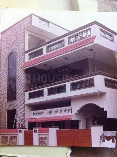 Building Image of 450 Sq.ft 1 BHK Independent Floor for rent in Sainikpuri for 7500
