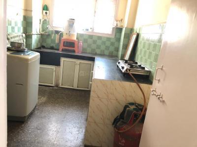 कांदिवली वेस्ट में देव पीजी सर्विस में किचन की तस्वीर