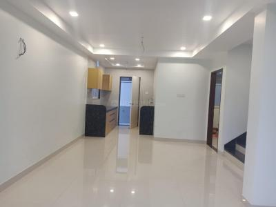 Gallery Cover Image of 1415 Sq.ft 3 BHK Independent House for rent in Mahalaxmi City Phase 1, Godhni for 20000