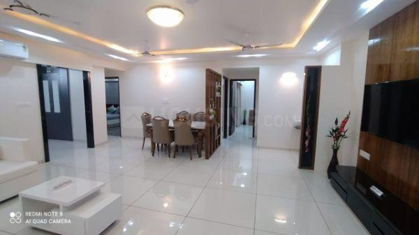 Hall Image of 2150 Sq.ft 3 BHK Apartment for buy in Navrangpura for 13000000