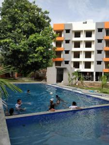 Gallery Cover Image of 520 Sq.ft 1 BHK Apartment for buy in Kotak Golden Eye Phase III, Satpati for 1900000