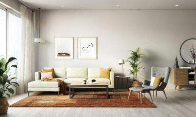 Gallery Cover Image of 397 Sq.ft 1 BHK Apartment for buy in Nanakram Guda for 2780000