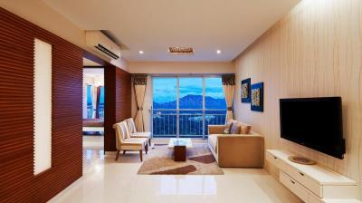 Gallery Cover Image of 960 Sq.ft 2 BHK Apartment for buy in Marathon Nexzone Altis 2, Panvel for 7650000