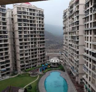 Gallery Cover Image of 1050 Sq.ft 2 BHK Apartment for rent in Nisarg Hyde Park, Kharghar for 21000