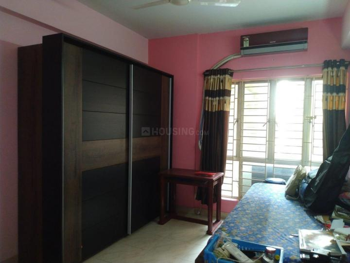 Bedroom Image of 1419 Sq.ft 3 BHK Apartment for rent in Space Clubtown Heights, Belghoria for 20000