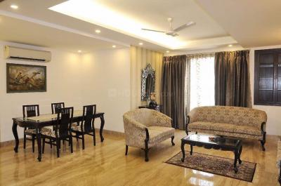 Gallery Cover Image of 2500 Sq.ft 3 BHK Independent Floor for buy in South Extension II for 55000000