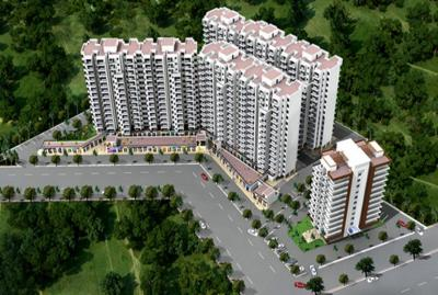 Gallery Cover Image of 1150 Sq.ft 3 BHK Apartment for buy in Sector 93 for 2630000