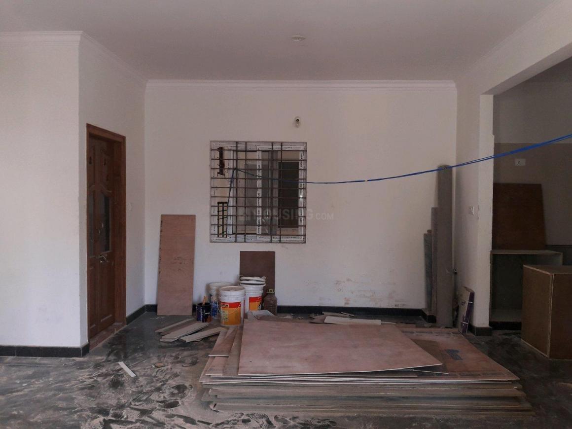 Living Room Image of 1100 Sq.ft 2 BHK Apartment for rent in Annapurneshwari Nagar for 20000